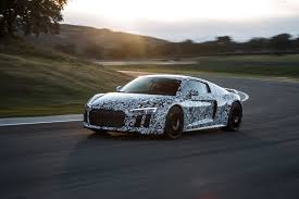 second generation audi r8 second audi r8 v10 plus prototype ride motor trend