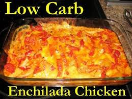 atkins diet recipes low carb enchilada chicken paillard if
