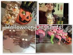 cute halloween dessert ideas youtube