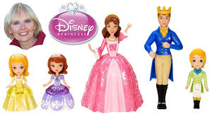 Sofia The First Royal Family Giftset Youtube