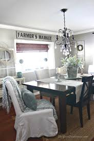 Farmers Furniture Living Room Sets Rustic Glam Dining Room Tour With Before U0026 Afters The Glam