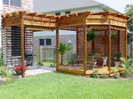 pergolas austin outdoor living