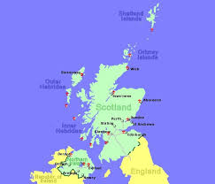 map uk ireland scotland airports in uk and ireland with flights to the rest of europe