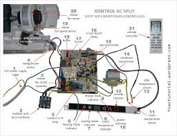 split air conditioner wiring diagram hermawan u0027s blog