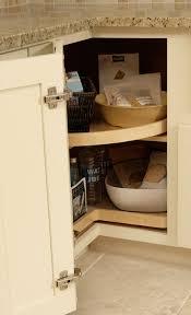Kitchen Cabinet Lazy Susan Lazy Susan Corner Cabinet