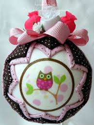 quilted christmas ornament hoot owl ornaments owl and christmas