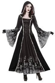 black ghost dress halloween costume masquerade express