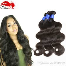 best hair for braid extensions hannah brazilian body wave human hair bulk for good quality cheapest