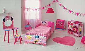 Toddler Minnie Mouse Bed Set Minnie Mouse Toddler Bedroom Set With Twin Size Bed Frame Pink