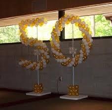 50th wedding anniversary ideas atlanta balloon