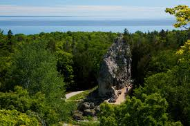 Map Of Mackinac Island Six Exceptional Things To Do On Mackinac Island Michigan