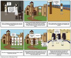 the odyssey book 16 pre ap english 10 storyboard