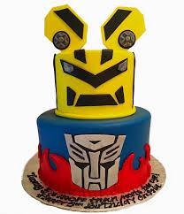 transformer birthday cakes transformers birthday cake darlingcake ithaca wedding cakes