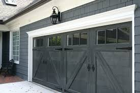 Vinyl Door Trim Exterior Vinyl Siding Trim Around Garage Door Wageuzi
