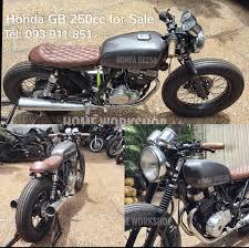 honda 250cc honda gb 250cc tracker style for sale myphsar best online