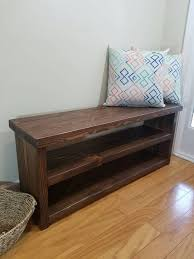 14 best farmhouse entryway tables and benches handmade solid