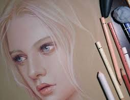 52 best portrait drawing u0026 painting tutorials how to tips images