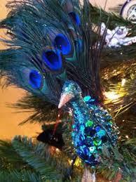 it u0027s official i u0027m adding peacock decor to my christmas peacock