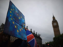 Mass Flag Anti Brexit Campaigners Are U0027planning A Wave Of Mass Protests