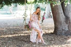 show me your mumu x gws bridesmaid dresses and romper collection