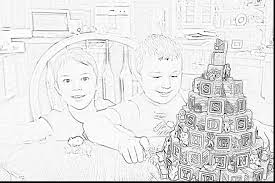 gingerbread coloring page beautiful gingerbread house coloring pages with gingerbread house