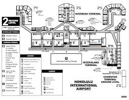 Airport Terminal Floor Plans by Hawaii23 Com Airport Shuttle