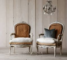 Antique Armchairs Chair With Burlap Back Tidbits U0026twine