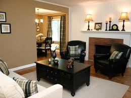 Kitchen Nook Decorating Ideas by Living Room Living Room With Brick Fireplace Decorating Ideas