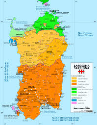 Italy World Map by Linguistic Map Of Sardinia Italy Linguistic Maps Pinterest