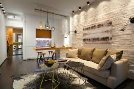 Sq Feet To Meters Contemporary 40 Square Meter 430 Square Feet Apartment Decoholic