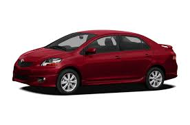 2011 toyota yaris base 4dr sedan specs and prices
