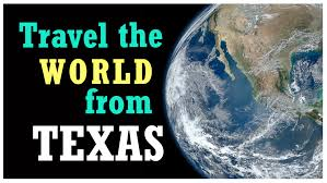 Texas Travel Planet images Travel the world from texas the daytripper jpg