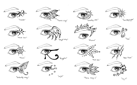 few eye tattoo designs in 2017 real photo pictures images and