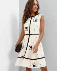 Wedding Dresses For Guests Uk The Most Stylish Black And White Wedding Guest
