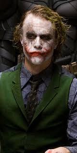 Heath Ledger Joker Halloween Costume Mtv Movie Awards 2012 Christian Bale Breaks Stage