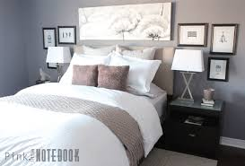 master bedroom makeover a dramatic master bedroom makeover pink little notebookpink little