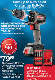 best black friday deals on craftsman drill black friday deal craftsman 35 pc impact drill and driver set