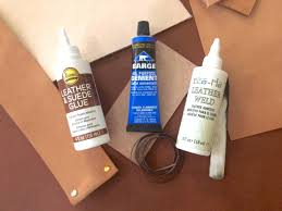 best glue for cabinet repair the best leather glue adhesives when to use them
