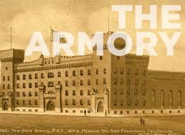 The Armories Winter Garden - history sf armory