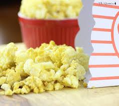 raw buttery popcorn recipe the rawtarian