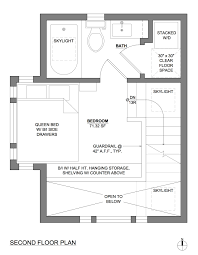 House Plans With Adu by Compact Guest Cottage In Portland Dyer Studio Small House Bliss