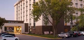 Comfort Inn And Suites Bloomington Mn Embassy Suites Bloomington Minneapolis Hotel