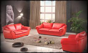 Decorating With Red Sofa 4180 Washington Samson Red Sofa And Loveseat Www Red And White