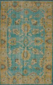 Gold Rugs Contemporary Teal And Gold Rug Cievi U2013 Home