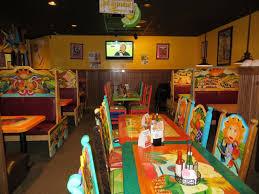 Restaurant Decor Mexican Decorations For Restaurants