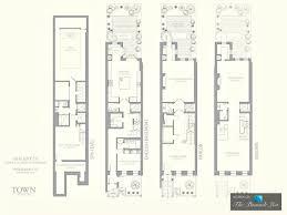 townhouse floor plan ideas
