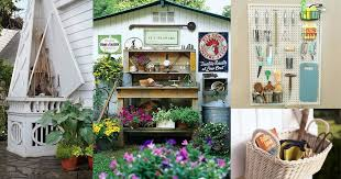 Diy Garden Tool Storage Ideas Save Your Time And Money And Stop Finding The Gardening Tools You