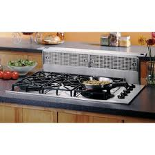 36 Downdraft Gas Cooktop Kenmore Elite 59966 36