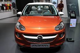 vauxhall orange opel adam priced under fiat 500 auto types