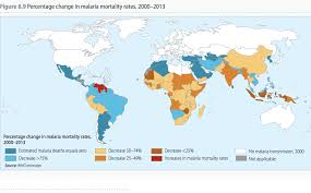 Un Map Map Of The Day The Good News About Malaria Un Dispatch
